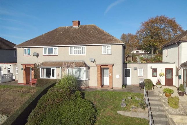 Thumbnail Semi-detached house for sale in 30, Borfa Green, Welshpool, Powys