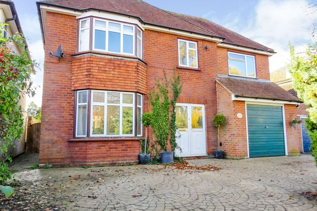 Thumbnail Detached house for sale in St Peters Road, Coggeshall, Colchester