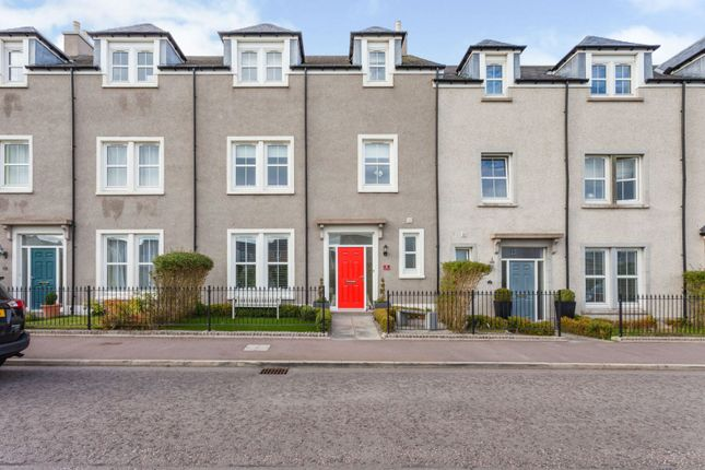 Thumbnail Terraced house for sale in Wellington Green, Aberdeen