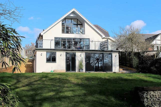 Thumbnail Detached house for sale in Pitmore Road, Eastleigh