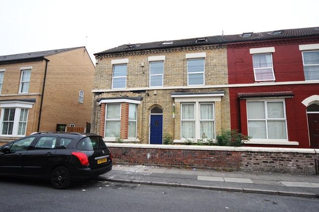 Thumbnail Flat to rent in Hartington Road, Dingle, Liverpool