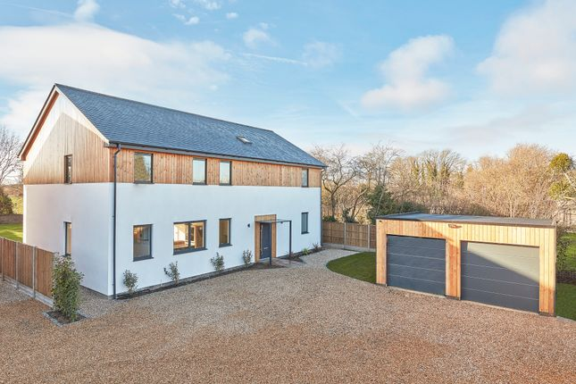 Thumbnail Detached house for sale in Royston Road, Harston, Cambridge
