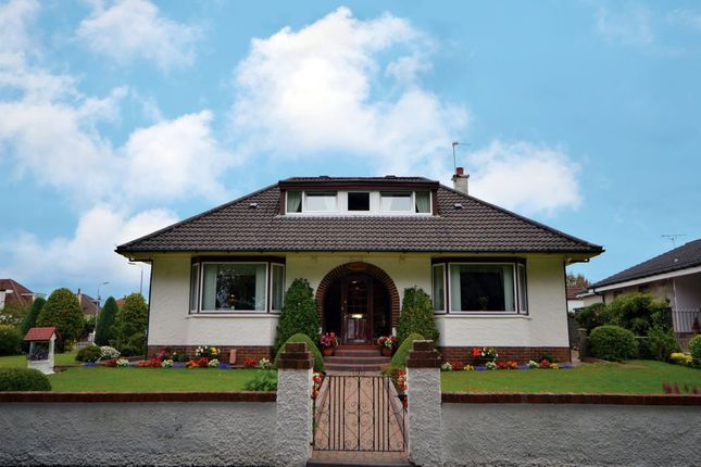Thumbnail Detached bungalow for sale in 4 Keir Drive, Bishopbriggs, Glasgow