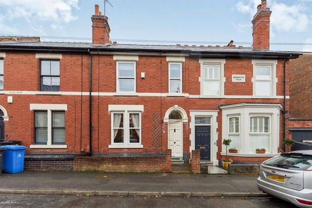 Thumbnail Terraced house for sale in Arthur Street, Derby