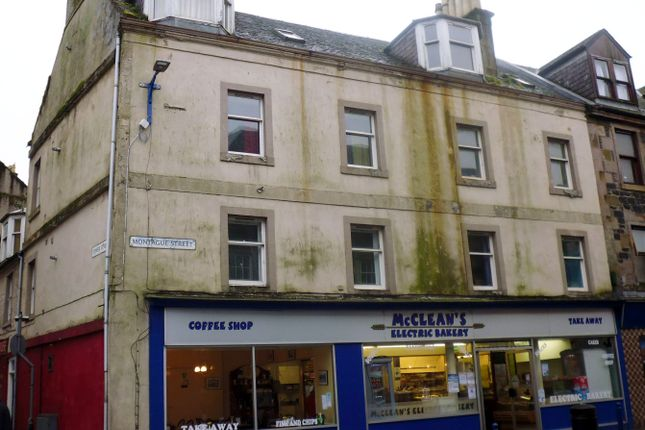 1 bed flat for sale in Flat 3/1, 8, Tower Street, Rothesay, Isle Of Bute