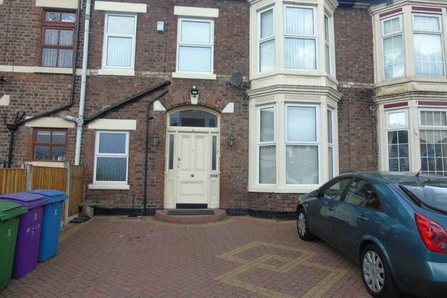 Thumbnail Terraced house to rent in Barton Road, Walton