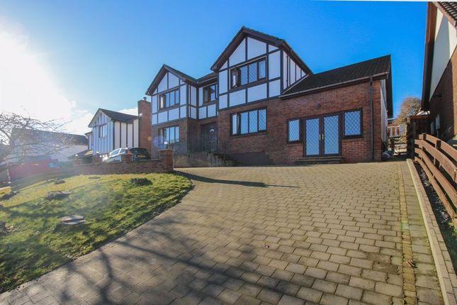 Thumbnail Detached house to rent in Rosebank House, 12 Farmhill Gardens, Douglas