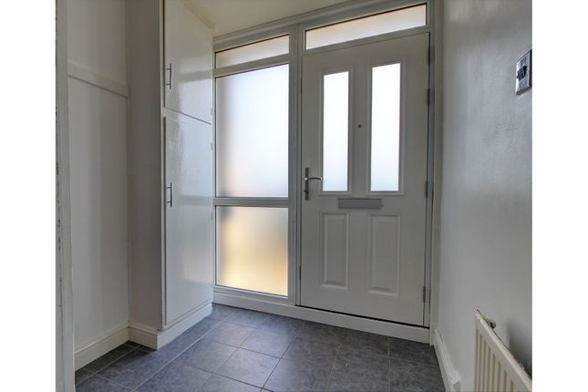 Entrance Hallway of Derby Street, Sheffield S2