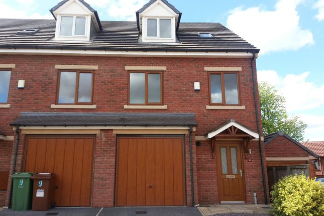 3 bed end terrace house to rent in Baptist Lane, Ossett WF5