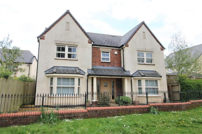 Thumbnail Detached house to rent in Townmill Road, Cowbridge
