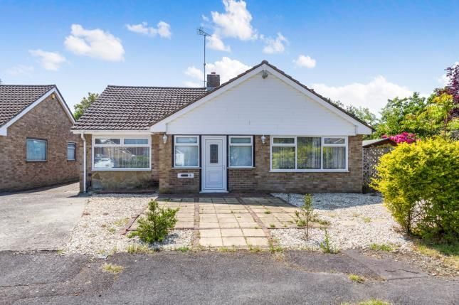 Thumbnail Bungalow for sale in Blackwater, Camberley