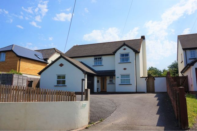 Detached house for sale in Payhembury, Honiton