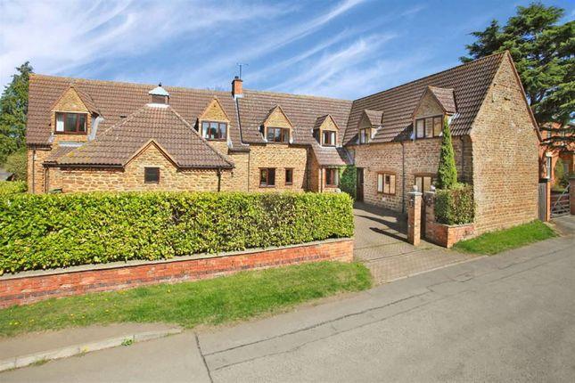Thumbnail Detached house for sale in Drayson Lane, Crick, Northampton