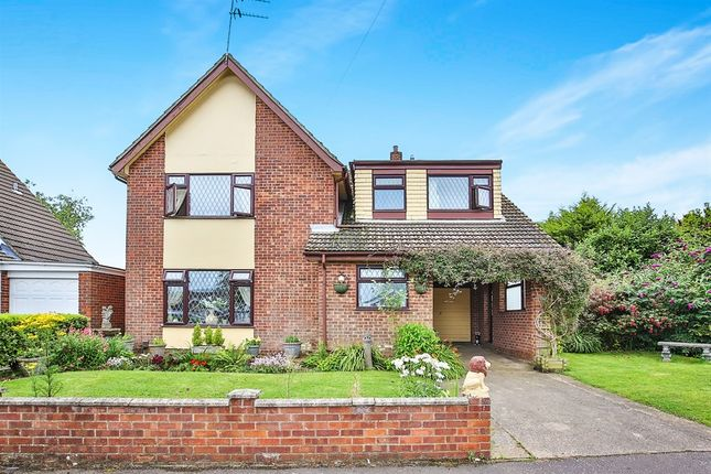 Thumbnail Detached house for sale in Breydon Way, Caister-On-Sea, Great Yarmouth