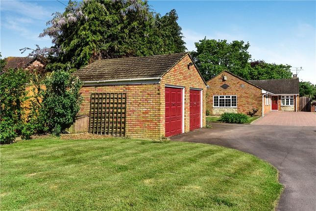 Thumbnail Bungalow for sale in Coleford Paddocks, Mytchett, Camberley, Surrey