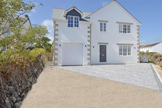 Thumbnail Detached house for sale in Bellair Road, Madron, Penzance