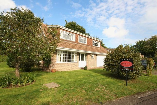 Thumbnail Detached bungalow for sale in Stourcroft Drive, Christchurch