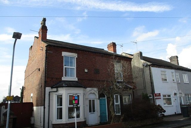 Thumbnail Semi-detached house to rent in Mona Street, Beeston