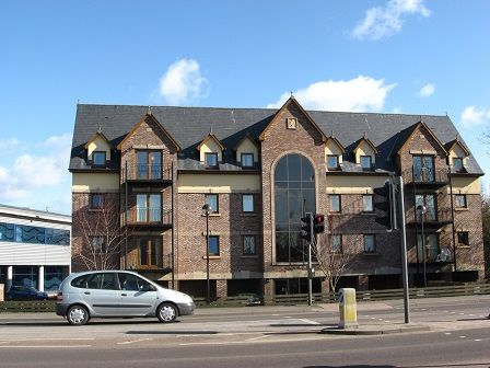 Thumbnail Flat to rent in Reiver Court, Carlisle, Cumbria