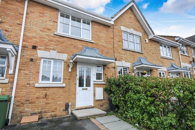 Thumbnail Terraced house to rent in Farrier Close, Bromley