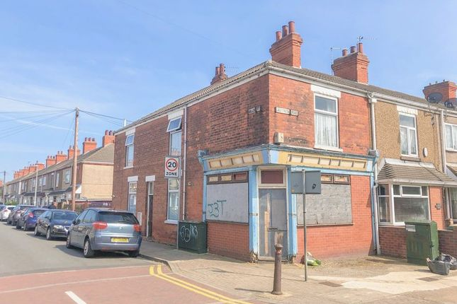 Thumbnail Terraced house for sale in Ladysmith Road, Grimsby