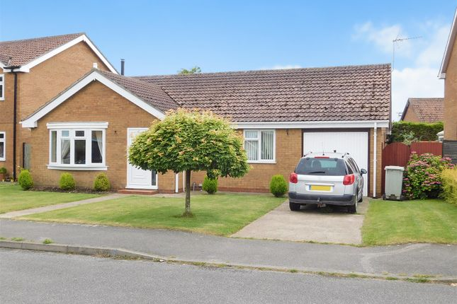 Thumbnail Detached bungalow for sale in Hastings Drive, Wainfleet, Skegness
