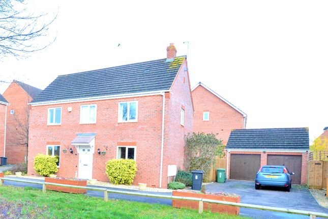 Front Aspect of Mildenhall Way Kingsway, Quedgeley, Gloucester, Gloucestershire GL2