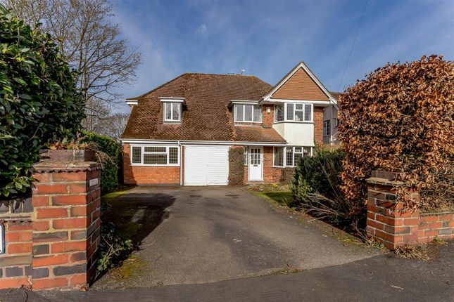 Thumbnail Detached house for sale in Farm Road, Leamington Spa, Warwickshire