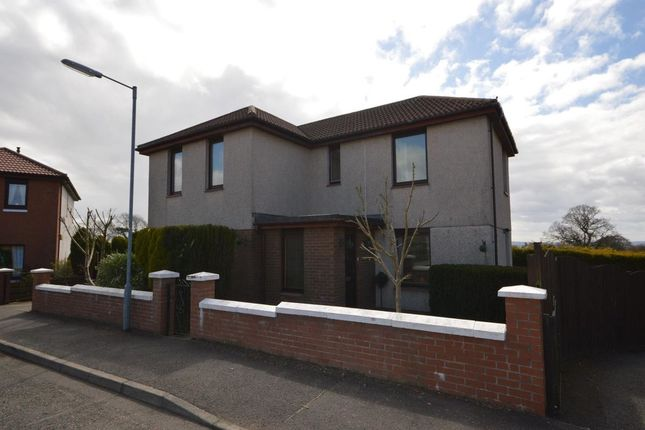 Thumbnail Detached house to rent in Rintoul Place, Blairhall, Dunfermline