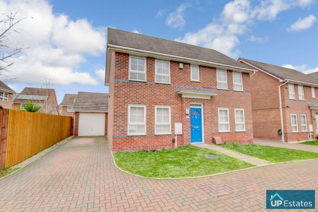 4 bed detached house for sale in Arabella Walk, Coventry CV3