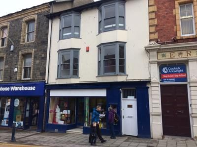 Thumbnail Retail premises for sale in 6 Great Darkgate Street, Aberystwyth, Ceredigion