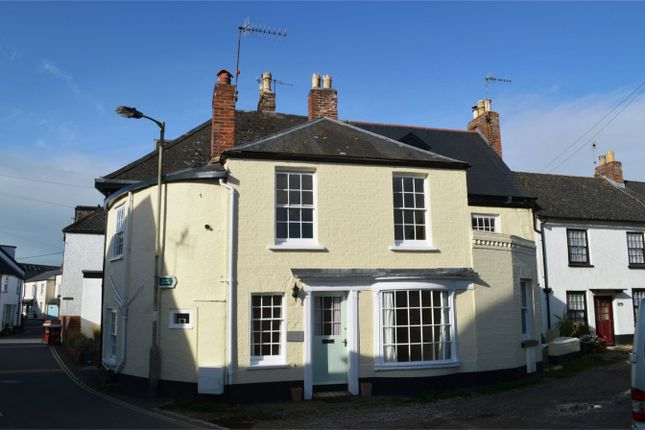 Thumbnail Semi-detached house for sale in Lympstone, Exmouth