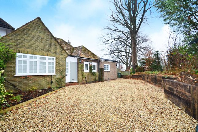 Thumbnail Detached house to rent in Warren Road, Guildford