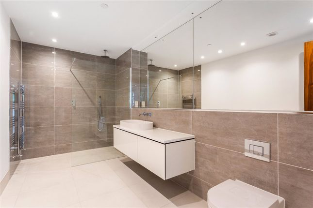 Shower Room of Oseleta, Luscombe, 1 The Drive, Brudenell Avenue BH13