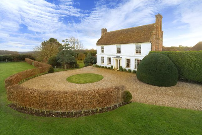 Thumbnail Detached house for sale in Denne Manor Lane, Shottenden, Canterbury, Kent