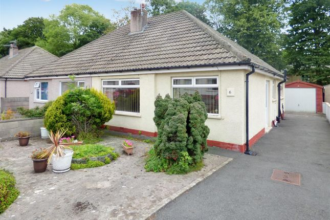 Thumbnail Semi-detached bungalow for sale in Ellwood Avenue, Lancaster