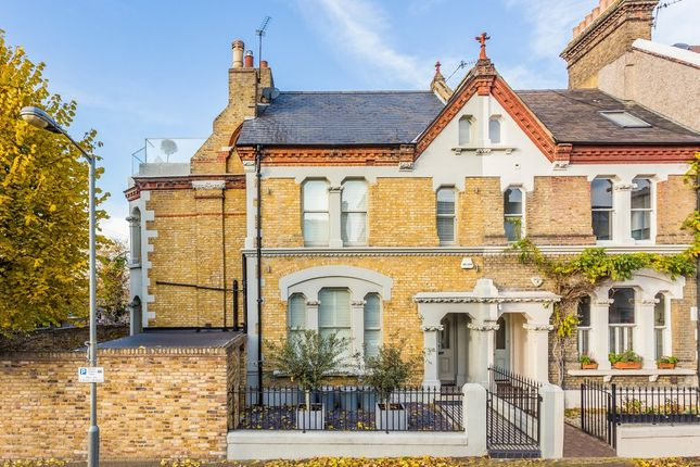 Thumbnail End terrace house for sale in Brodrick Road, London