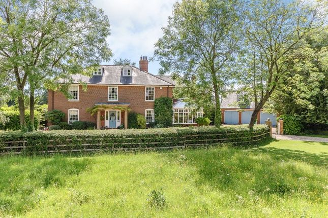 Thumbnail Detached house for sale in Langley Upper Green, Saffron Walden