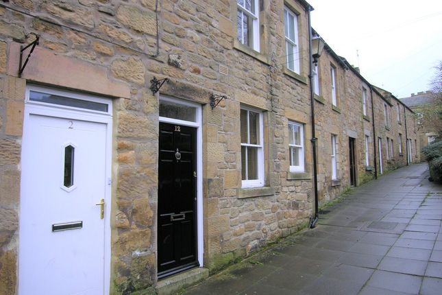 Thumbnail Flat for sale in Dodds Lane, Alnwick