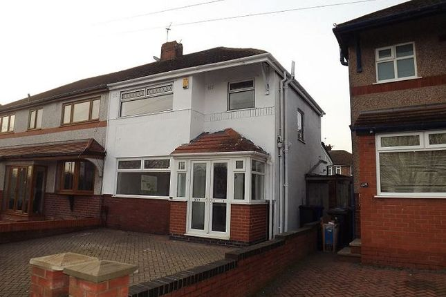 Thumbnail Semi-detached house to rent in Warrington Road, Widnes