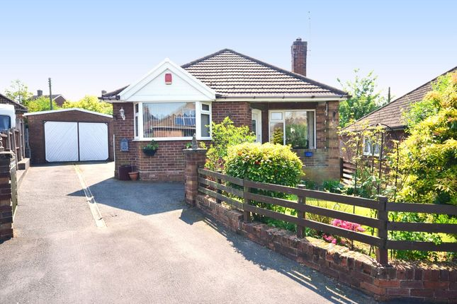 Thumbnail Detached bungalow for sale in Meadow Close, Forsbrook