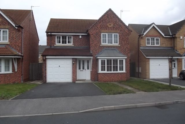 Thumbnail Detached house to rent in Chandlers Court, Victoria Dock, Hull, East Yorkshire