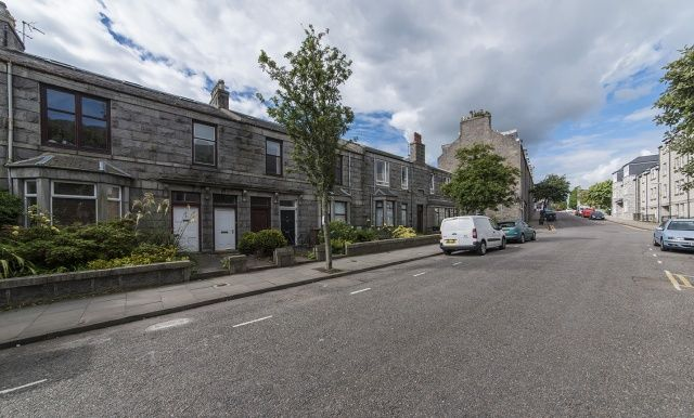 Thumbnail Flat for sale in Orchard Street, Aberdeen, Aberdeenshire