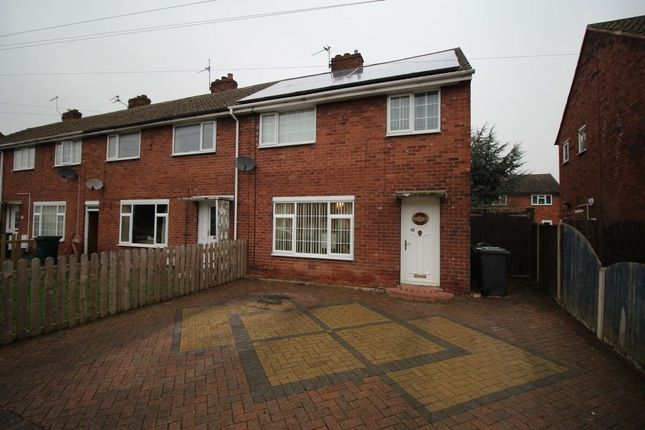 Thumbnail Semi-detached house for sale in Dr Anderson Avenue, Stainforth, Doncaster