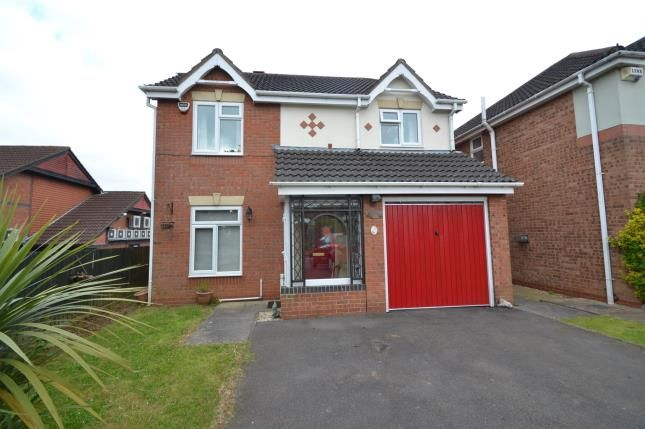 Thumbnail Detached house for sale in Stubbs Close, Wellingborough, Northamptonshire