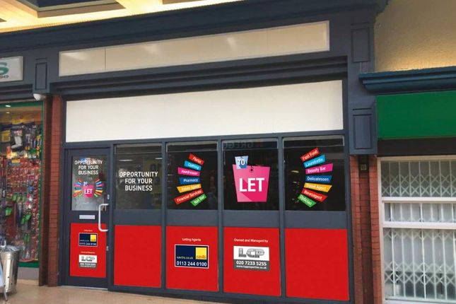 Thumbnail Retail premises to let in Unit 14B, The Penny Hill Centre, Leeds