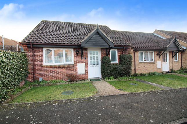 Thumbnail Detached bungalow for sale in Merchant Way, Norwich