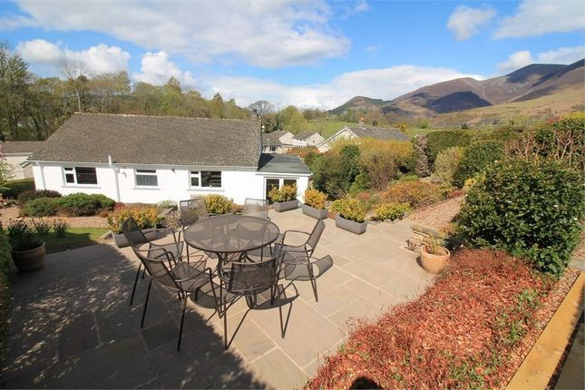 3 bed detached bungalow for sale in 10 Briar Rigg, Keswick, Cumbria CA12
