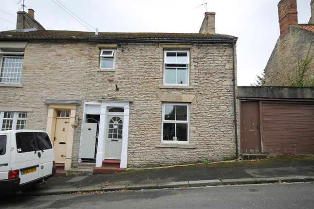 Thumbnail Terraced house for sale in Station Road, Witton Le Wear, Bishop Auckland