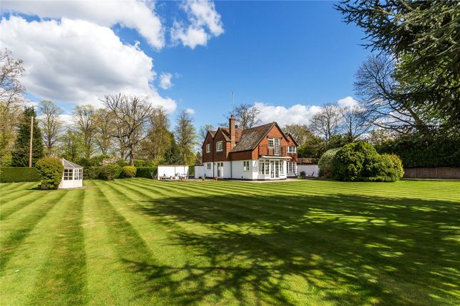 Thumbnail Detached house for sale in Ballards Lane, Limpsfield, Surrey